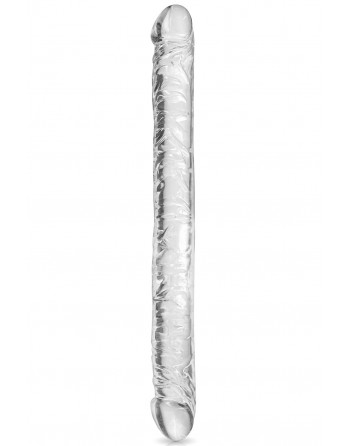 Double dong jelly cristal 34cm - CC5701341130